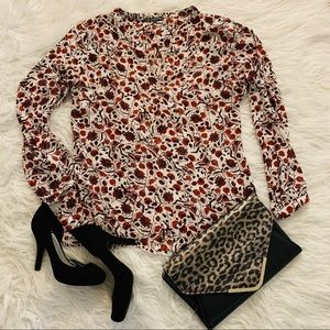 Lovely Patterned Blouse